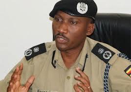 Police Director of Operations Felix Kaweesi