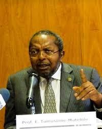 BOU Governor Emanuel Mutebile