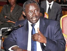 Attorney General Peter Nyombi