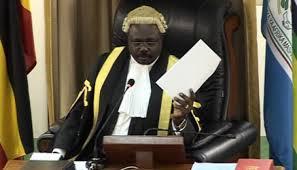 Deputy Speaker Jacob Oulanyah