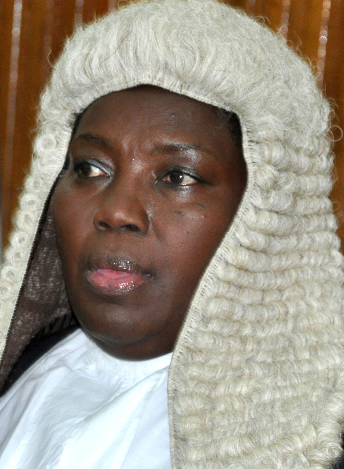 Speaker of Uganda's parliament Rebecca Kadaga