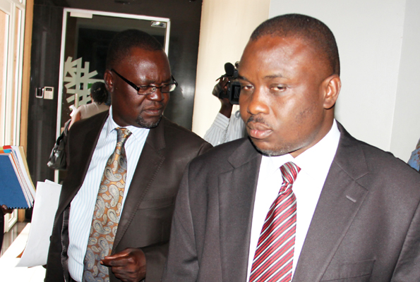 Kampala Lord Mayor Erias Lukwago at High Court