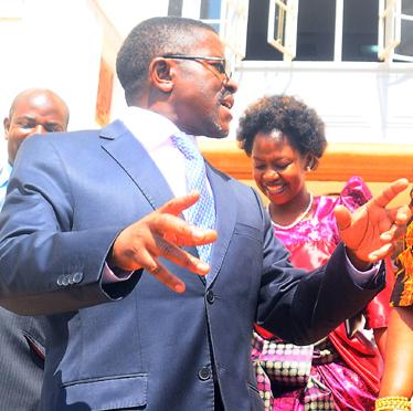 Katikiro of BugandaCharles Peter Mayinga