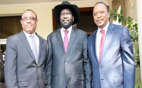 Regional presidents