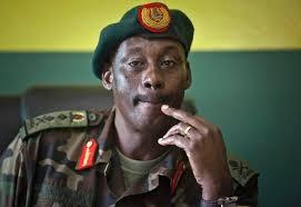 The Late Gen. Aronda Nyakairima