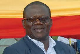 Former Works and Transport Minister Eng Abraham Byandala