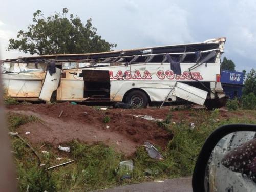 Gaaga bus accident