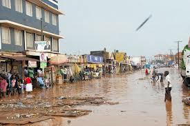 Floods in Kampala