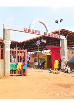 USAFI Market