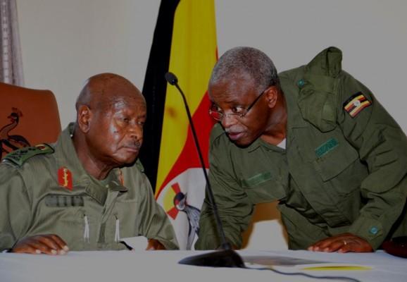 Museveni and Mbabazi