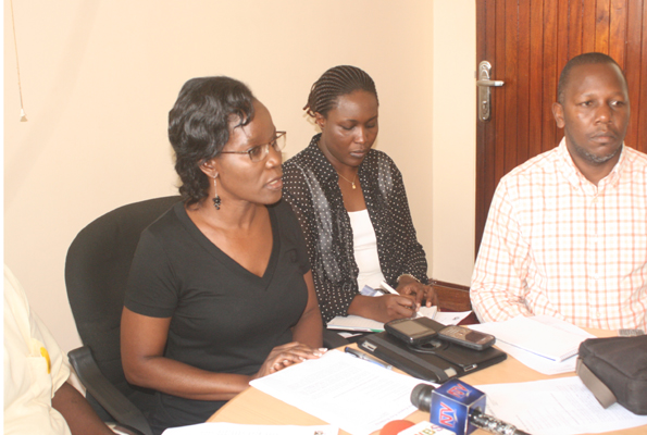 KCCA boss Jennifer Musisi