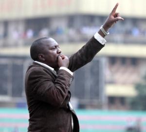 Former SC Villa Coach Sam Ssimbwa