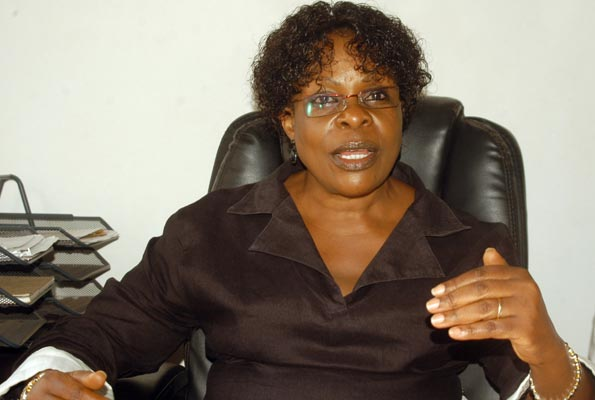 Betty Olive Namisango Kamya