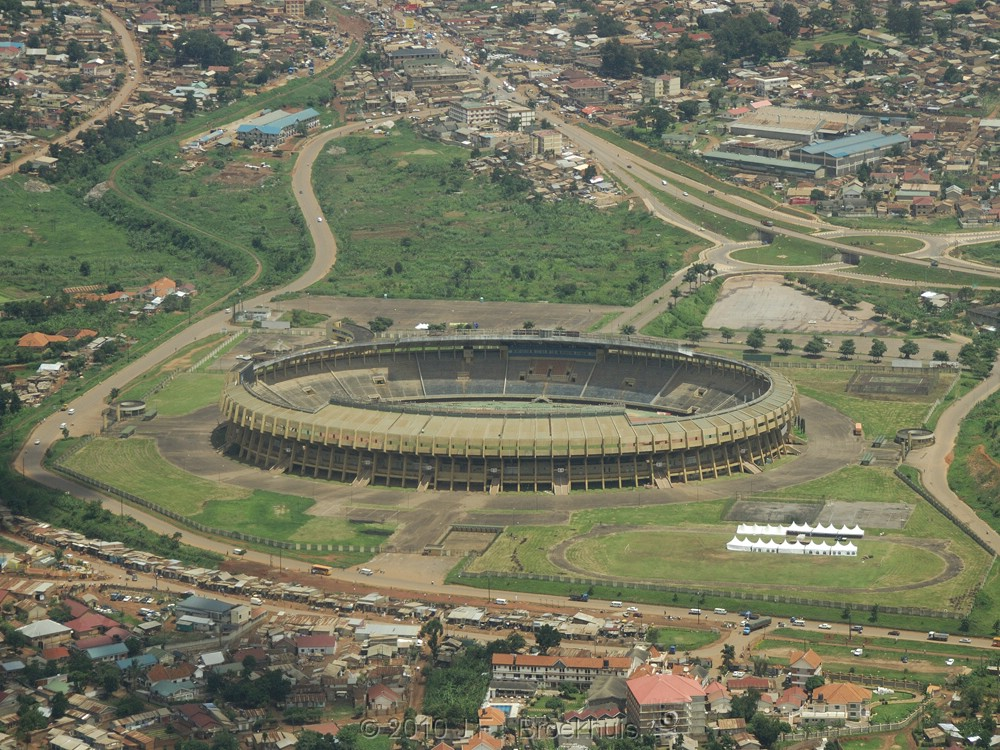 Nambole Stadium Encroachers Were Compensated