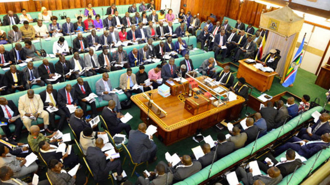 MPs send Kamya and team out of parliament