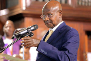 'I don't need lectures on democracy,' Museveni tells off foreigner actors