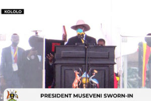 I'll promote welfare of Ugandans, says Museveni