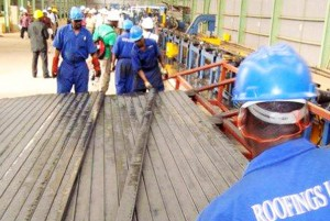 Iron and steel are some of the major exports that have lifted Uganda's export fortunes in the last three years.
